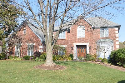 Hamilton County Single Family Home For Sale: 5970 Countrymeadow Lane