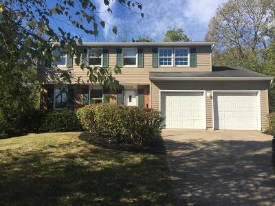 Clermont County Single Family Home For Sale: 4433 Festive Court