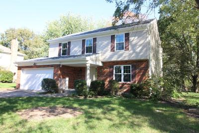 West Chester Single Family Home For Sale: 7962 Albritton Place