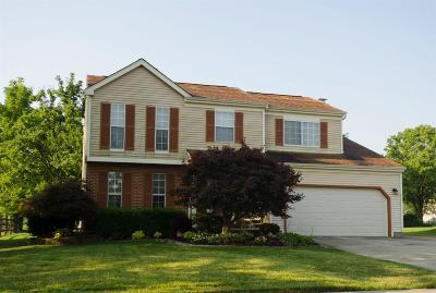 Single Family Home For Sale: 7979 Fawncreek Drive