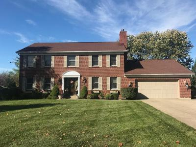 Butler County Single Family Home For Sale: 7899 Plantation Drive