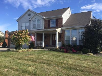 Butler County Single Family Home For Sale: 6304 Commanche Drive