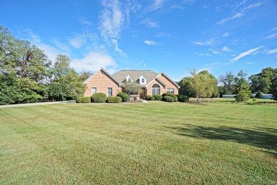 Warren County Single Family Home For Sale: 7604 Twin Lakes Drive