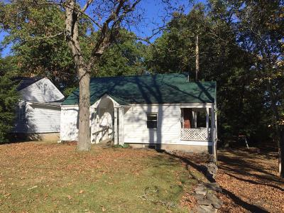 Seaman OH Single Family Home For Sale: $28,000