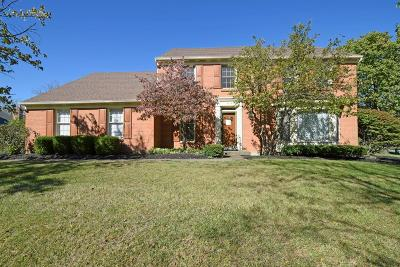 Single Family Home For Sale: 4126 Malaer Drive