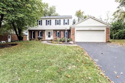 Single Family Home For Sale: 5938 Trowbridge Drive
