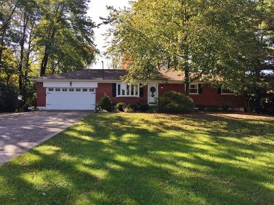 Single Family Home For Sale: 8183 East Kemper Road