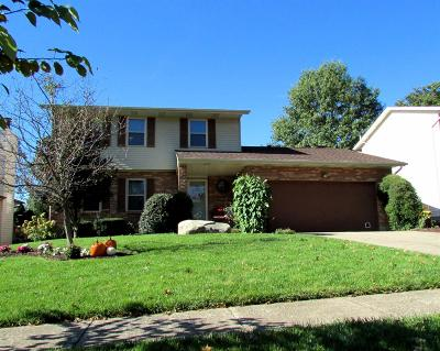 Warren County Single Family Home For Sale: 2697 Jessica Court