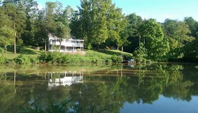 Hamilton County Single Family Home For Sale: 691 Four Mile Road