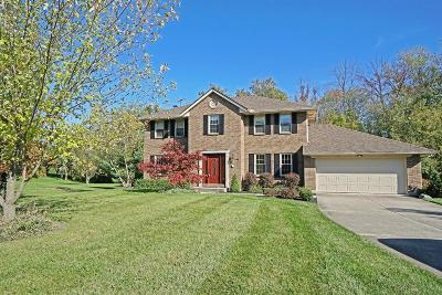 Warren County Single Family Home For Sale: 6420 Woodridge Court