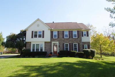 Warren County Single Family Home For Sale: 5394 Farmridge Way