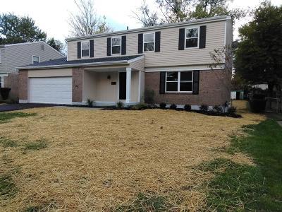 Hamilton County Single Family Home For Sale: 1831 John Gray