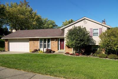 Butler County Single Family Home For Sale: 1636 Hunter Road