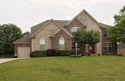 Warren County Single Family Home For Sale: 1265 Catalpa Ridge Drive
