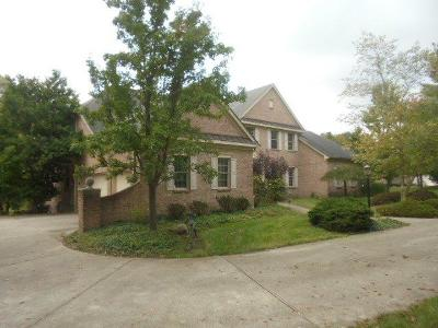 Single Family Home For Sale: 9077 East Kemper Road