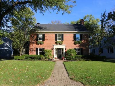 Single Family Home For Sale: 3800 Miami Road