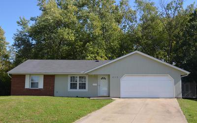 Warren County Single Family Home For Sale: 412 Joyce Court