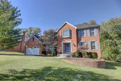Hamilton County Single Family Home For Sale: 7186 Andersonwoods Drive
