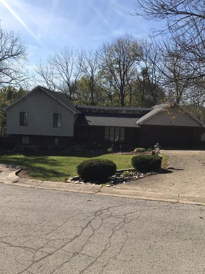 HILLSBORO Single Family Home For Sale: 705 South Elm Street