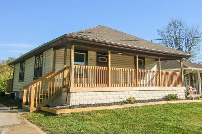 Butler County Single Family Home For Sale: 211 Gideon Road