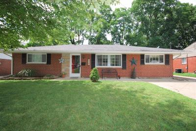Warren County Single Family Home For Sale: 45 Carey Drive