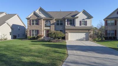 Hamilton County Single Family Home For Sale: 12052 Doe Run Court