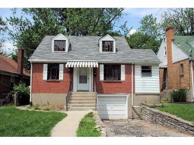 Hamilton County Single Family Home For Sale: 6231 Hammel