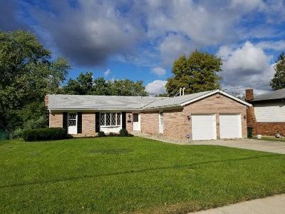 Hamilton County Single Family Home For Sale: 12193 Deerhorn