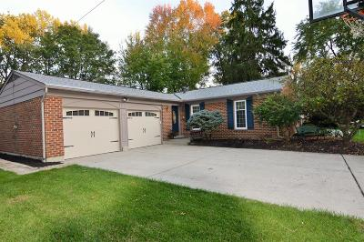 Hamilton County Single Family Home For Sale: 260 Stockton Drive