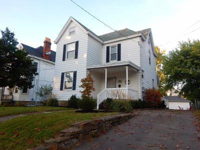 Hamilton County Single Family Home For Sale: 2224 Jefferson Avenue