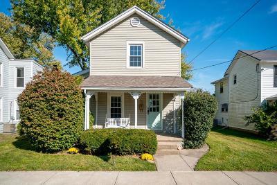 Warren County Single Family Home For Sale: 30 West Mill Street