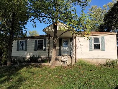 Butler County Single Family Home For Sale: 2266 Eaton Road