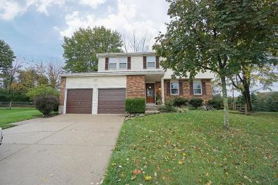 Single Family Home For Sale: 1406 Calgery Drive