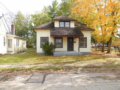 Harrison OH Single Family Home For Sale: $65,000
