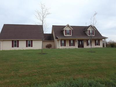 Highland County Single Family Home For Sale: 11868 W St Rt 753