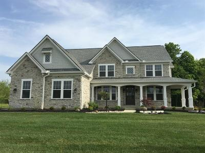 Liberty Twp Single Family Home For Sale: 5350 Stony Run Court