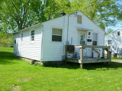 Adams County, Brown County, Clinton County, Highland County Single Family Home For Sale: 506 East Third Street