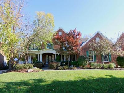 Single Family Home For Sale: 1208 Ridgewood Drive