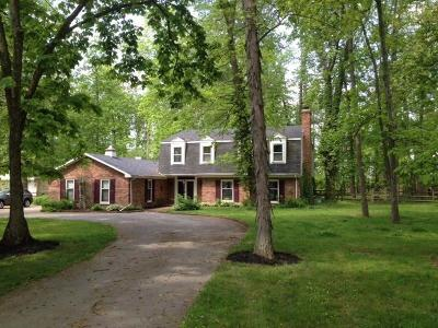 Adams County, Brown County, Clinton County, Highland County Single Family Home For Sale: 585 Forest Lake Drive