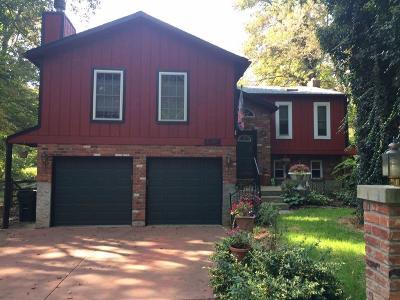 Single Family Home For Sale: 12187 Cedar Drive