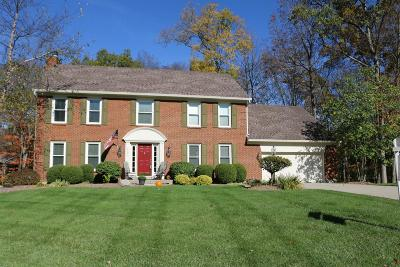 Single Family Home For Sale: 6631 Ridgeview Court