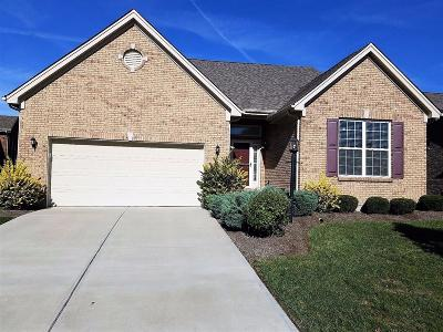 Single Family Home For Sale: 6875 Mill Pond Drive
