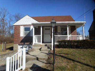Single Family Home For Sale: 3318 McGrew Street