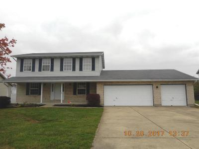 Single Family Home For Sale: 3056 Blue Heron Drive