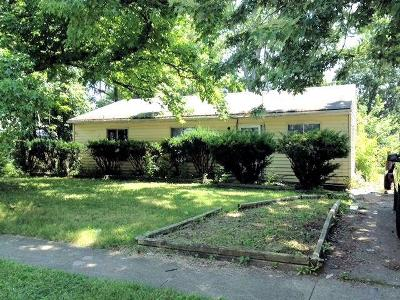 Adams County, Brown County, Clinton County, Highland County Single Family Home For Sale: 440 Howard Street