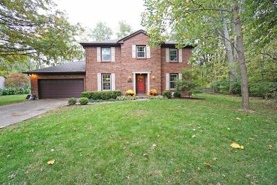 Single Family Home For Sale: 3530 Green Haven Way