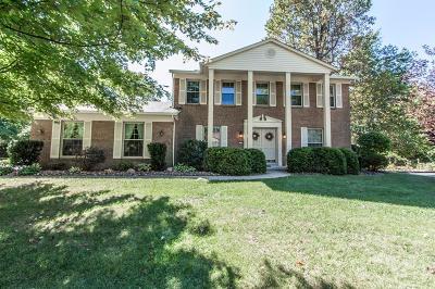 Single Family Home For Sale: 7773 Fox Trail Lane