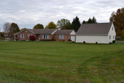 Adams County, Brown County, Clinton County, Highland County Single Family Home For Sale: 382 Waynoka Drive