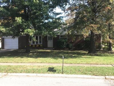 Single Family Home For Sale: 888 Alnetta Drive