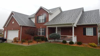 Single Family Home For Sale: 4408 Muskopf Drive
